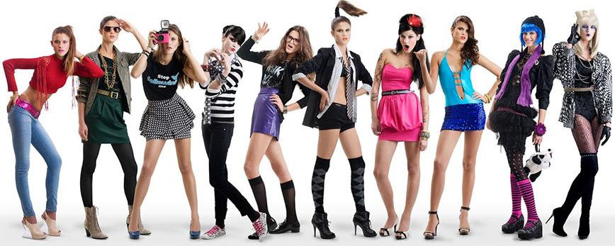 Márkás női ruhák